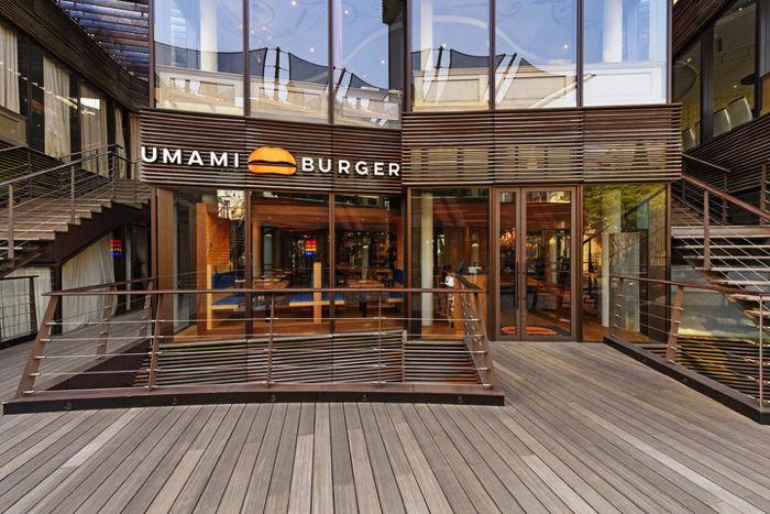 Umami Burger In Tokyo