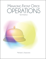 Managing Front Office Operations, Tenth Edition - Cover