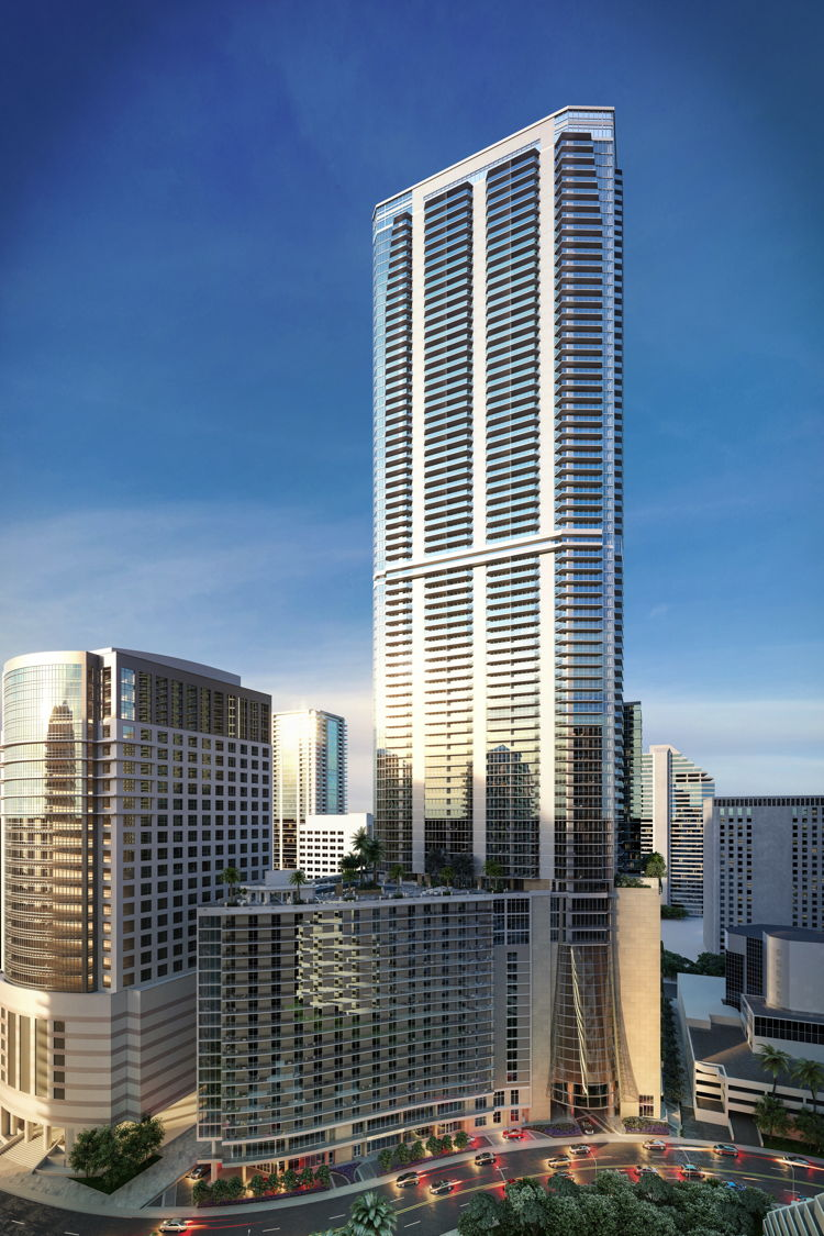 Hyatt Centric Brickell Miami Hotel To Open Q3 2017