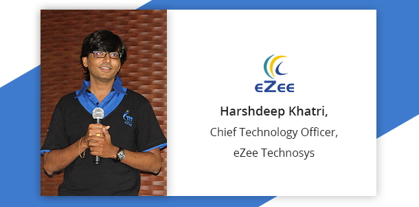 eZee Technosys Announces Appointment of New Chief Technology Officer