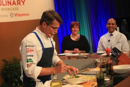 Celebrity chef/restaurateur Rick Bayless