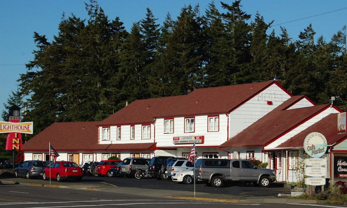 Lighthouse Inn, Florence, Oregon - Exterior