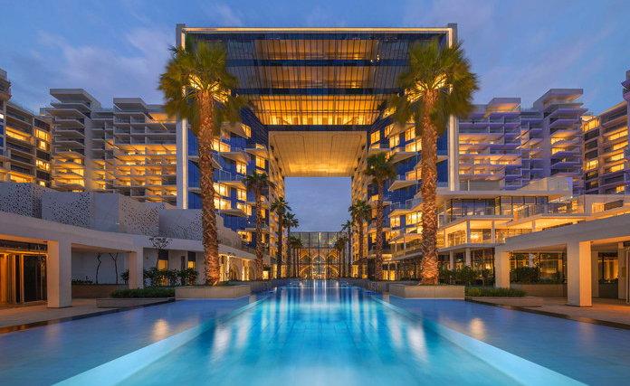 Viceroy Palm Jumeirah Dubai Hotel - Exterior