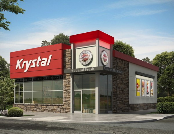 Krystal Announces New Restaurant Concept and Product Launch