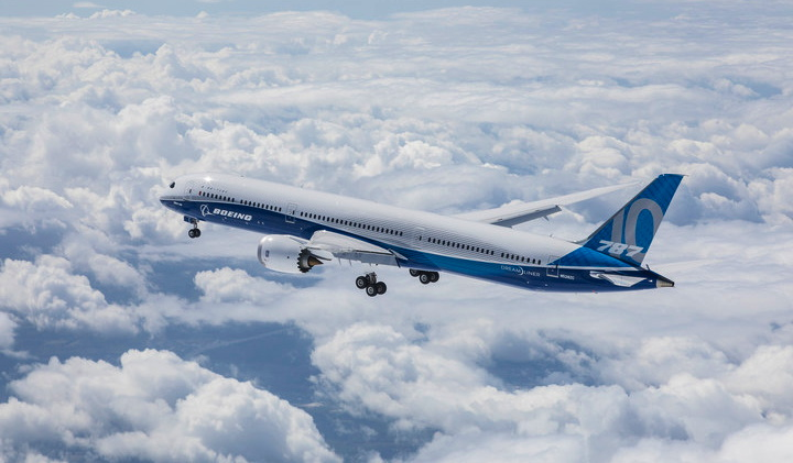 Boeing Sees Growing Demand for New Airplanes in Southeast Asia