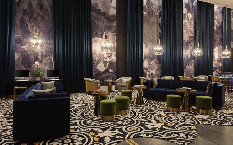Hotel Indigo Los Angeles Downtown - Lobby