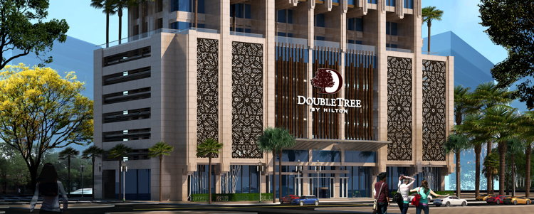 DoubleTree by Hilton Sharjah Waterfront Hotel & Suites to Open 2020 in UAE