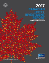 Cover - Colliers International 2017 Canadian Hotel Investment Report