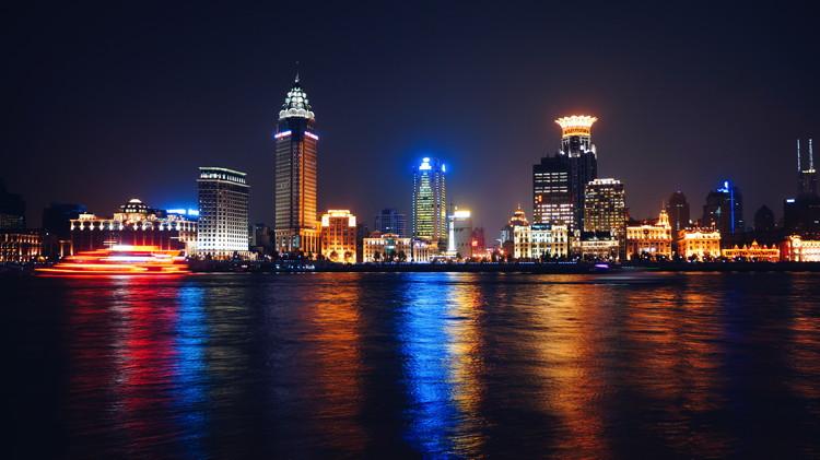 Shangahi Skyline - Unsplash