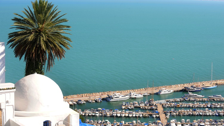 Port of Tunis