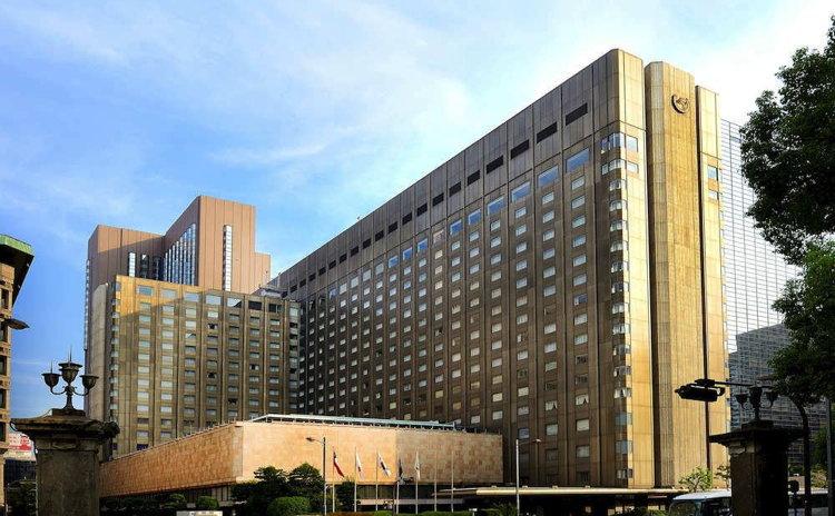Imperial Hotel Tokyo - Exterior