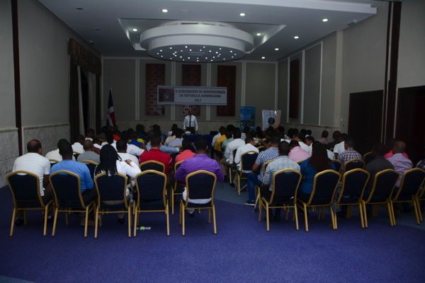 Session from the 2nd Convention Of Hotel Butlers