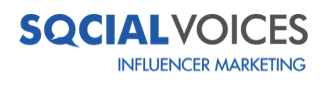 Social Voices Influencer Marketing - Logo