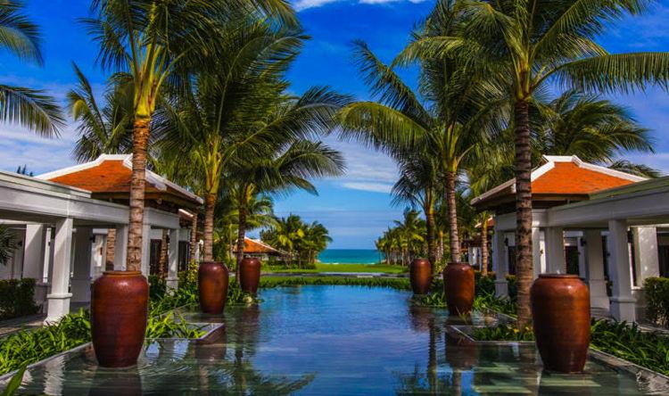 The Anam Resort in Vietnam - Pool