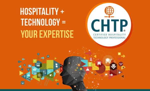 Certified Hospitality Technology Professional of the Year - logo