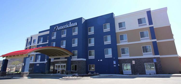 AmericInn Hotel and Suites Winona - Exterior