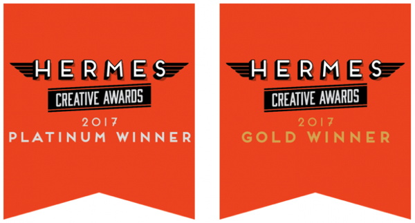 Hermes Creative Awards - logo