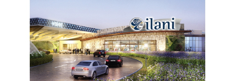 Rendering of the Ilani in Ridgefield, Washington