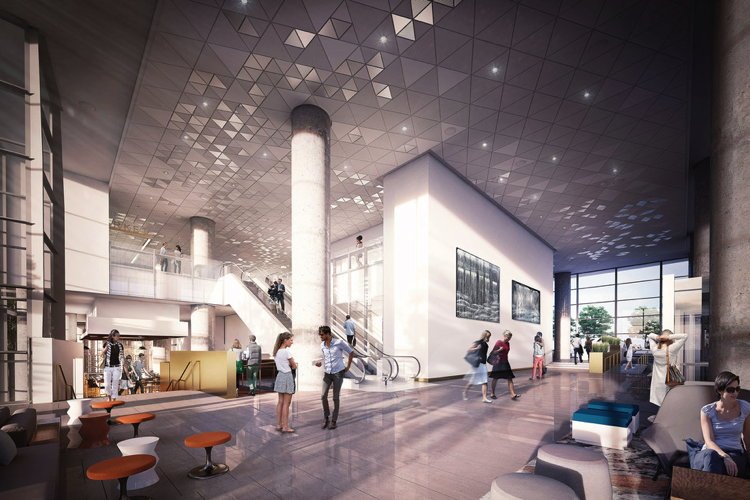 Αποτέλεσμα εικόνας για LMN Architects-designed Hyatt Regency Seattle to become the largest hotel in the Pacific Northwest