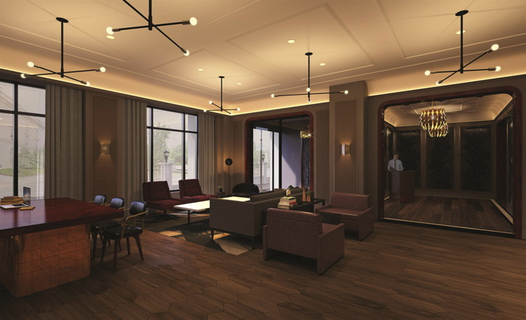 The Darcy Washington D.C., Curio Collection by Hilton - Lobby