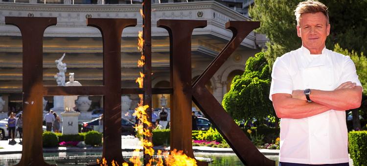 Hell's Kitchen Restaurant to Open at Caesars Palace Las Vegas