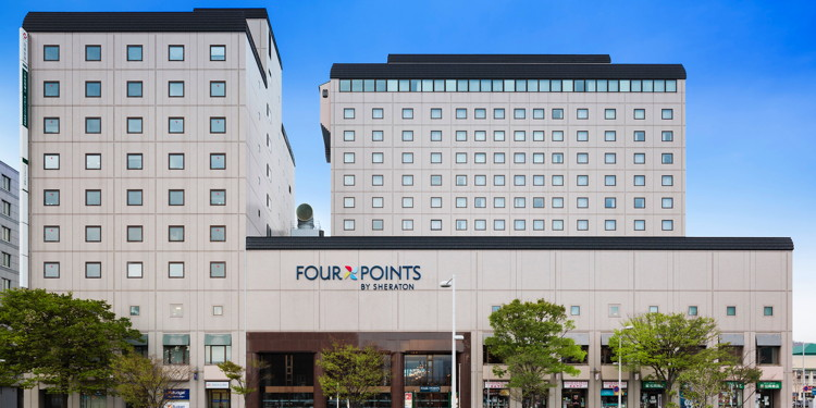 Four Points by Sheraton Hakodate Hotel - Exterior