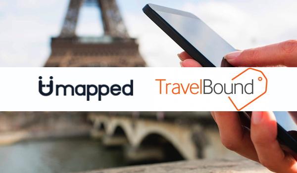 TravelBound and Umapped Logos