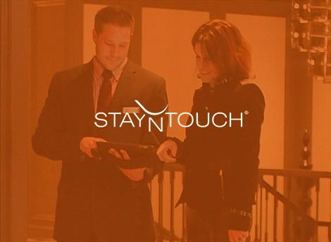 StayNTouch logo
