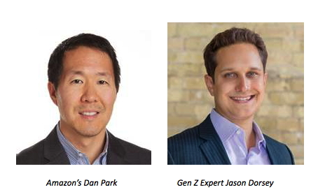 Amazon's Dan Park and Gen Z Expert Jason Dorsey