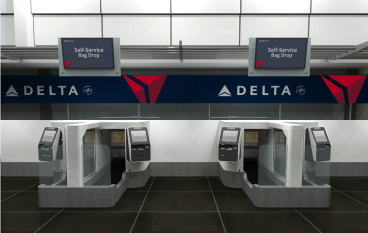 Delta Plans First Biometric-Based Self-Service Bag Drop in U.S.