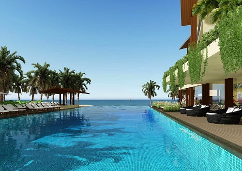 Rendering of the pool at DusitPrincess Moonrise Beach Resort, Phu Quoc - See more at: https://www.pata.org/dusit-international-set-to-open-hotel-on-vietnams-emerging-island-destination-phu-quoc/#sthas