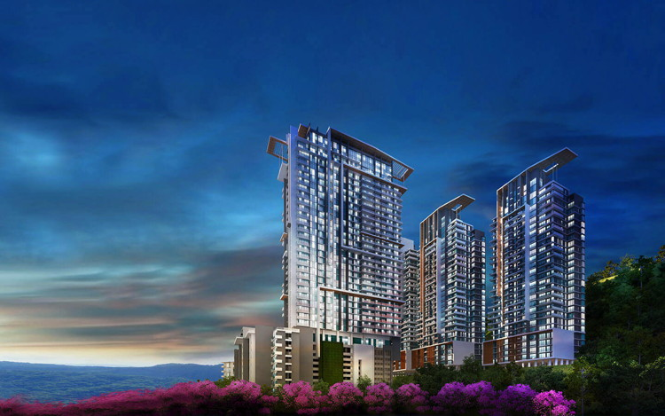 Rendering of the Best Western Premier Ion Delemen
