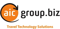 AIC travel group logo