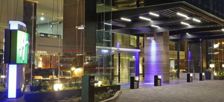 Holiday Inn Express & Suites Monterrey Valle - Entrance