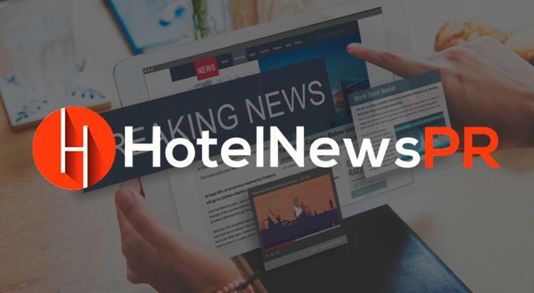 Promotional image for Hotel News PR