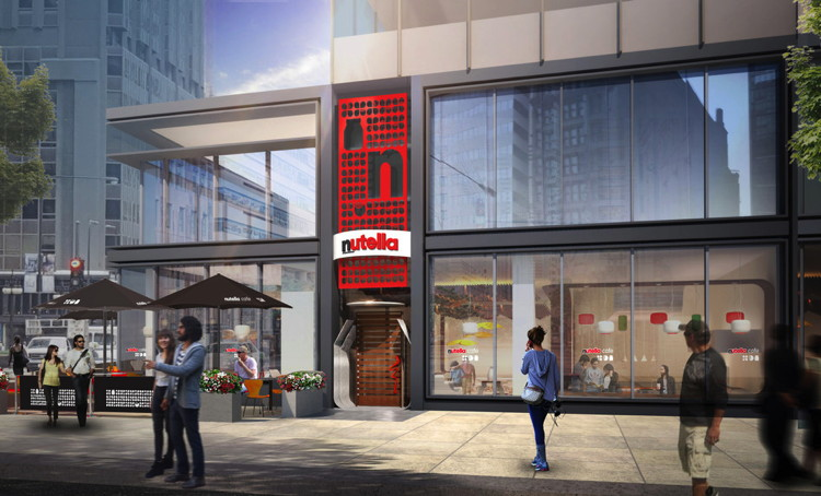 Ferrero to Open First Nutella Cafe Near Chicago's Millennium Park
