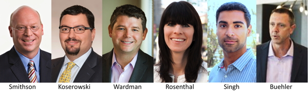 Panelists from HSMAI Washington Chapter's May meeting