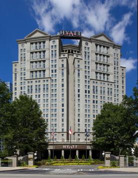 Grand Hyatt Atlanta - Exterior
