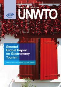 UNWTO Report on Gastronomy Tourism - Cover