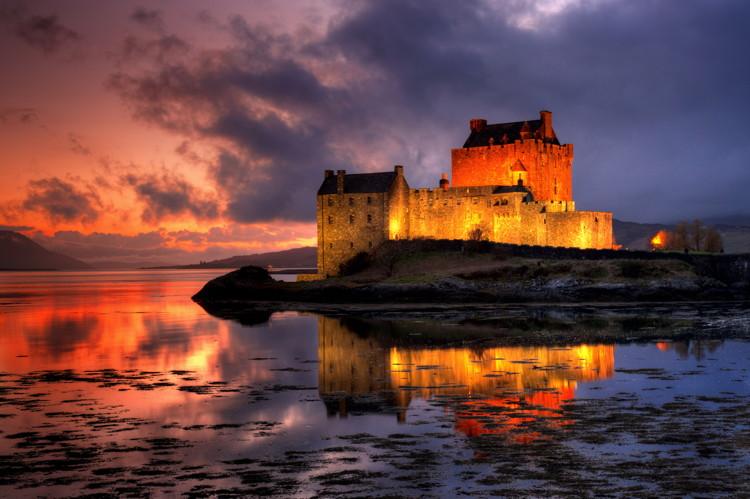 Eilean Dona Castle