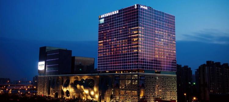 Jumeirah Himalayas Hotel - Exterior