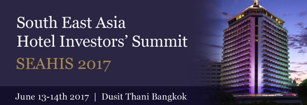 Promotional image for South East Asia Hotel Investors Summit