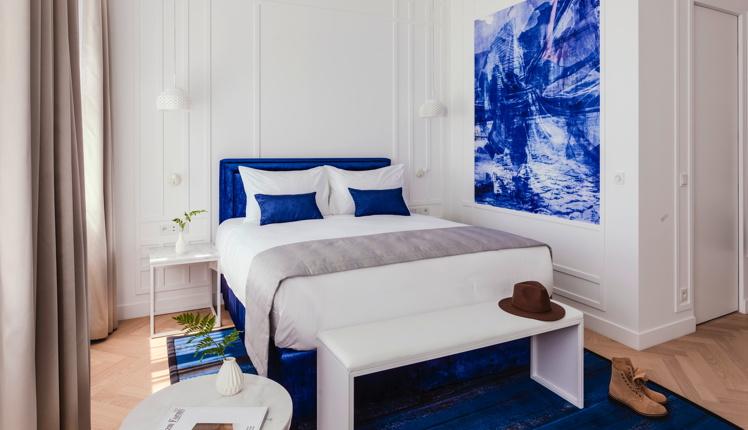 Hotel Indigo Warsaw - Guestroom