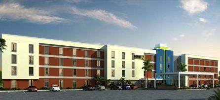 Home2 Suites by Hilton Nokomis - Exterior