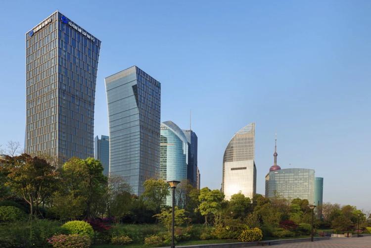 Mandarin Oriental Pudong, Shanghai - Exterior