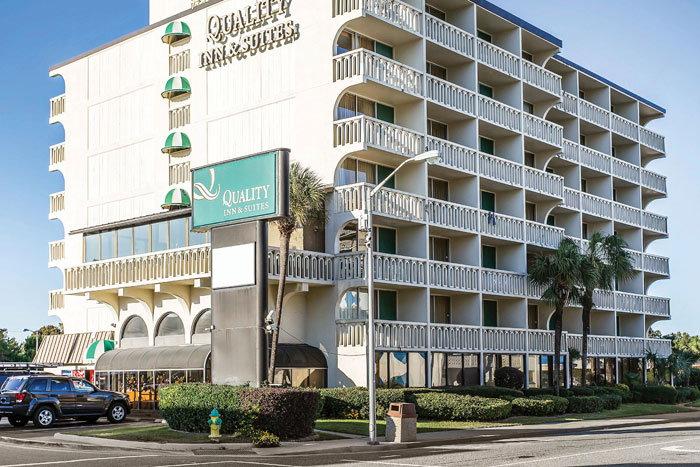 Quality Inn & Suites Myrtle Beach South Carolina - Exterior