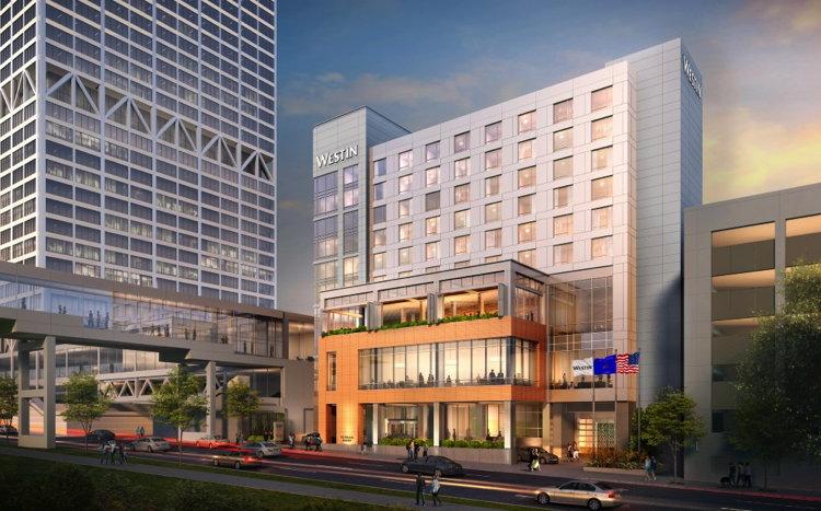 The Westin Milwaukee Hotel Opens