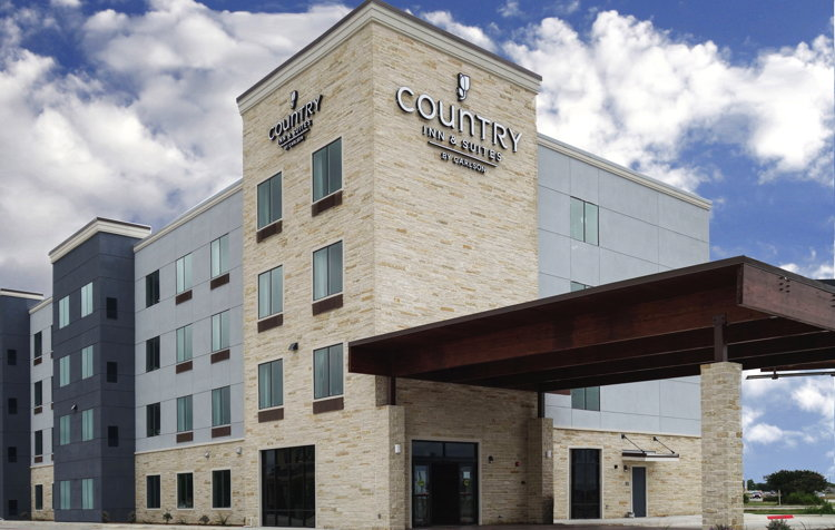 Country Inn & Suites By Carlson New Braunfels - Exterior
