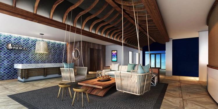 Hotel indigo orange beach opens in alabama for Hotel design orange