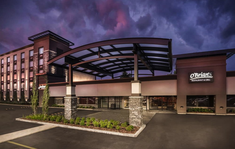 Rendering of the Best Western Premier Denham Inn & Suites in Leduc, Alberta